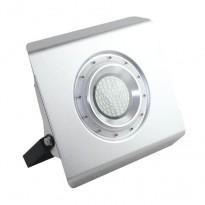 Projector exterior LED slim aluminio 70W 120º IP65 - Iluminação Pública