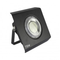 Projector exterior slim 70W 120º IP67 - Iluminação Pública