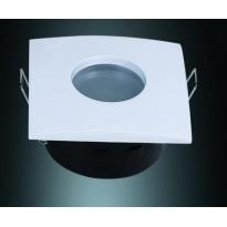 Aro cuadrado Estanco IP65 para MR16-GU10 Area-led - Iluminación LED