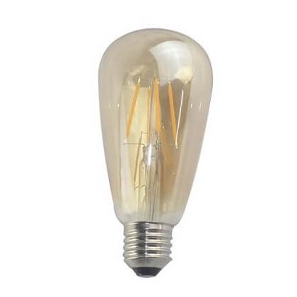 LĂ¢mpada LED filamento 4W 360° E27