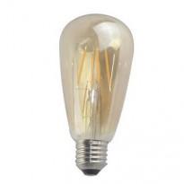 LĂ¢mpada LED filamento 4W 360° E27 - Iluminación LED
