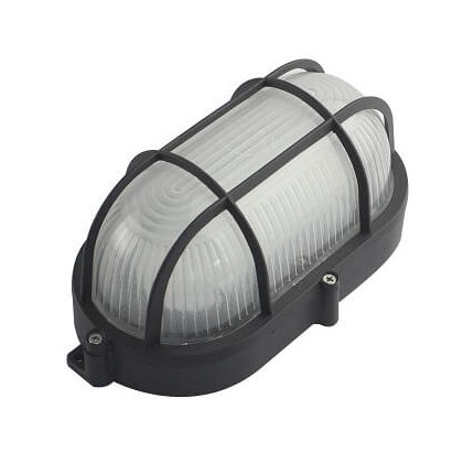Aplique LED Tipo Tortuga 9W 6000k 120º IP65 Area-led