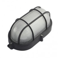 Aplique LED Tipo Tortuga 9W 6000k 120º IP65 Area-led - Apliques Led Y Lámparas Decorativas