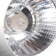 Foco LED 30W NORA para Calha Monofasico Area-Led