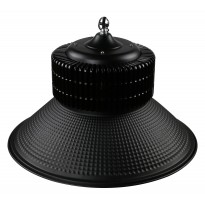 Campana industrial LED PRO Black 200W SMD 3030 -3D Area-led - Iluminación Led Industrial