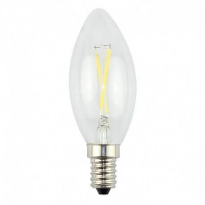 Bombilla LED Vela filamento 3W E14 Area-led
