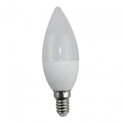 Bombilla LED Vela 5W 270º E14 Area-led