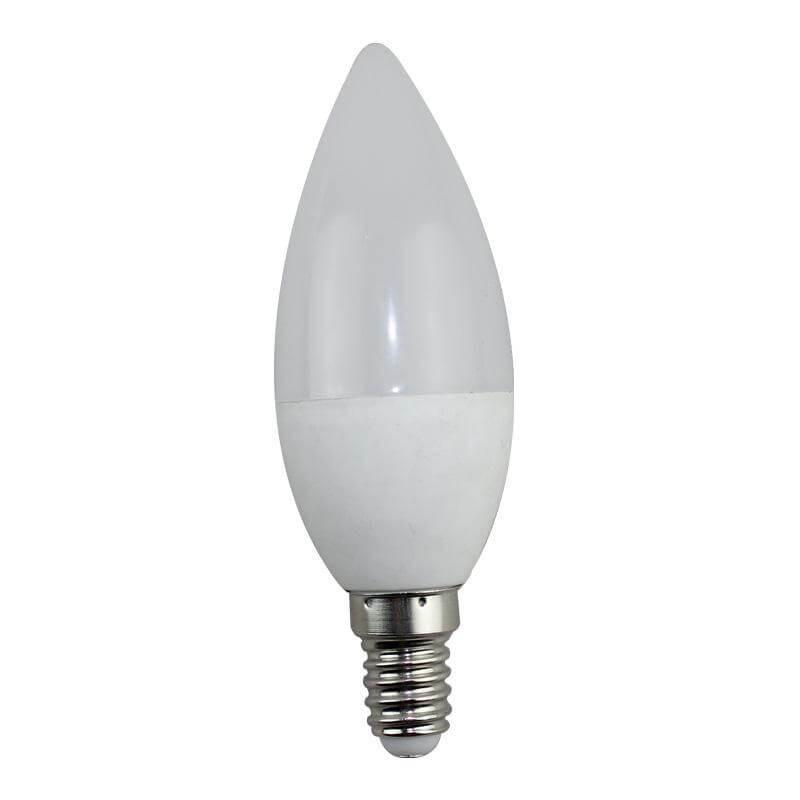 Bombilla led vela 5w 270 e14 area led iluminaci n led - Bombilla led 5w ...