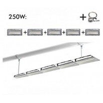 CampĂ¢nula DIY 250W 60° e 120° SMD 3030 -3D - Iluminación LED