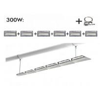 CampĂ¢nula DIY 300W 60° e 120° SMD 3030 -3D - Iluminación LED