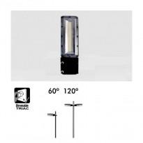 Farol LED 50W Modular SMD 3030-3D Area-Led - Poste De Luz Led