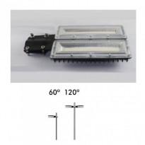 Farola LED 100W Modular SMD 3030-3D Area-Led - Iluminación LED