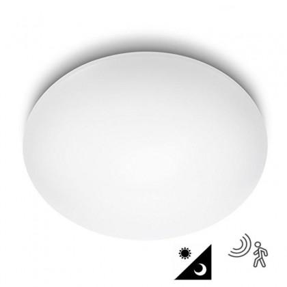 Plafón LED 12W con Detector RADAR Area-led
