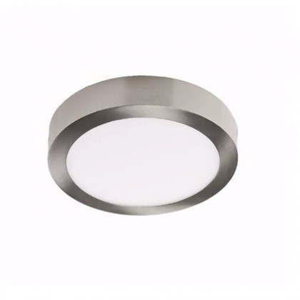 Plafon LED 12W Acero circular Area-led