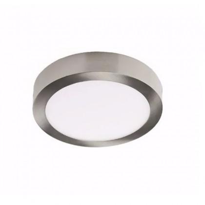 Plafond Aço LED 12W Superfície circular