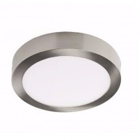 Plafon LED 18W Acero circular Area-led