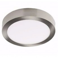 Plafon LED 24W Acero circular Area-led