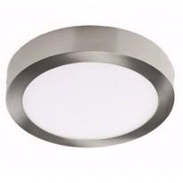 Plafond Aço LED 24W Superfície circular