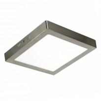 Plafond Aço LED 18W Superfície quadrado