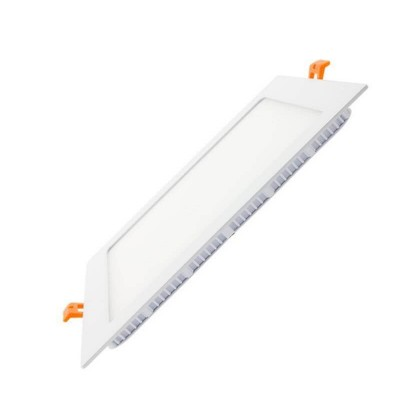 Placa LED Cuadrada 18W 120° IP40 Area-led