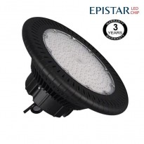 Campana industrial LED UFO 200W Epistar 3030-3D 125lm/w IP65 Area-led