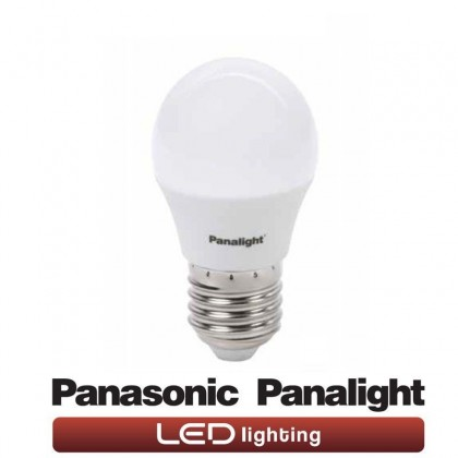 Bombilla LED 4W E27 G45 Panasonic Panalight Area-led
