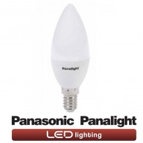 Bombilla Vela LED 4W E14 Panasonic Panalight Area-led