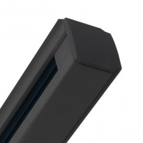 Carril TRIFASICO de 2 metros Negro Area-led - Iluminación LED