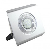 Placa Slim Aluminio LED 50w 4000lm 120º IP67