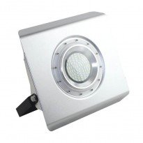 Placa Slim Aluminio LED 50w 4000lm 120º IP67 - Outlet