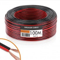 Cable Audio (Tira LED) 2x0.5mm 100Metros Area-led - Componentes Electrónicos