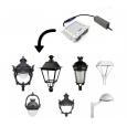 Módulo LED 40W LUMILEDS para Farola Area-led