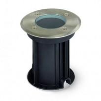 Carcasa empotrable suelo IP65 para casquillo GU10 Area-led - Iluminación LED