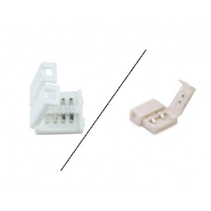 Conector rápido 10mm para Tira LED Area-led