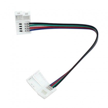 Conector para fita LED RGB