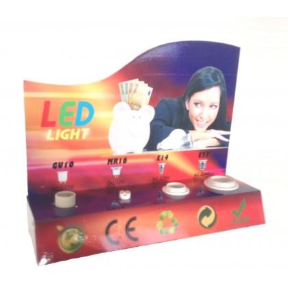Expositor LED Area-led