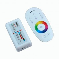 Controladora RGB para Tiras LED DC 12-24V 6A*CH Area-led - Tiras Led Y Neón Led