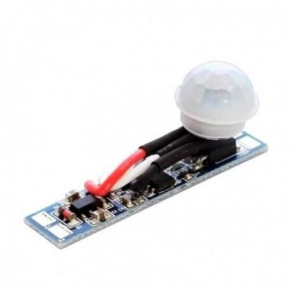 Sensor de movimiento para perfiles LED