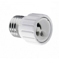 Casquillo Adaptador E27-GU10 Area-led