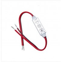 Mini Controlo Dimmer fita LED 12V - Fitas Led E Neon Led