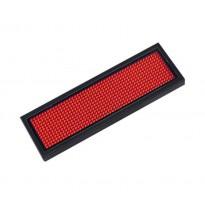 Microrótulo LED DC 3.6V Rojo Area-led - Rotulos Electrónicos