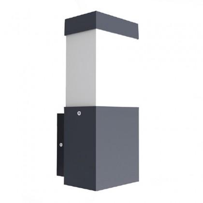 Aplique rectangular para LED E27 Exterior Area-led