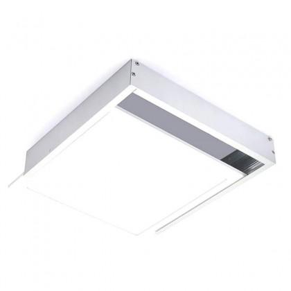 Kit de superficie de Panel 60x60 blanco Area-led