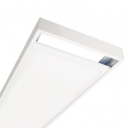 Kit de superficie de Panel 120x30 blanco Area-led