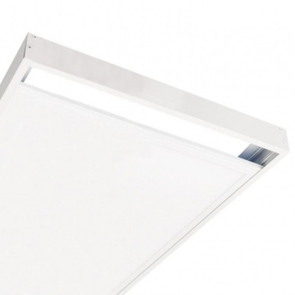 Kit de superficie do painel kit 120x60 branco