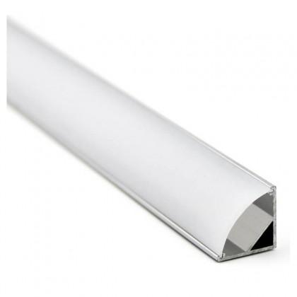 Perfil Alumino L Angular 2m