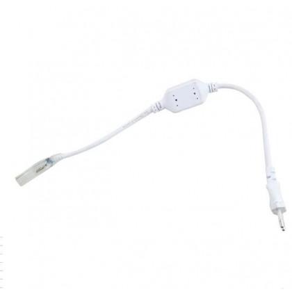 Cables+alimentación para tiras LED 220-240v 7*13mm Area-led