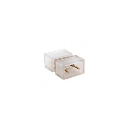 Conector de unión para tira LED 220v con silicona Area-led