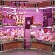 Tubo LED 23W 150Cm Rosa Especial Carnicerías Area-led