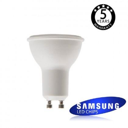 Dicroica LED SMD 6W 45º GU10 24H Area-led